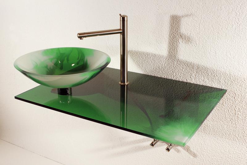 glaswaschtisch glass wash table badmobel glaswaschtische